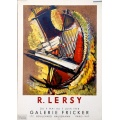 Lersy 1958 Galerie Fricker