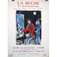 Chagall 1978 Ruche, Jacquemart-André