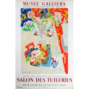 Cavailles 1960 Salon Tuileries
